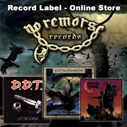 No Remorse Records Shop
